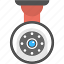 camera, cctv, security camera, security system, surveillance icon