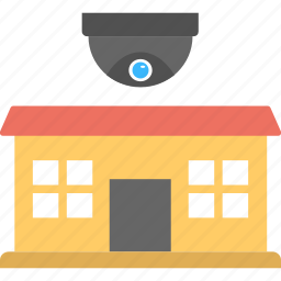 cctv, digital protection, home security, home security system, surveillance icon