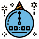 clock, date, time, timeline, watch icon