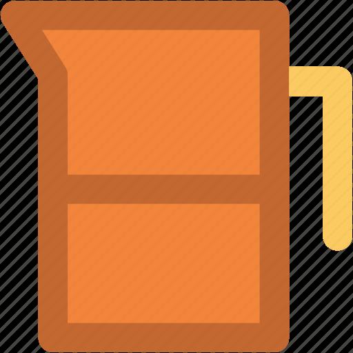 ewer, jug, kitchen utensil, milk, pot, vessel, water, water jug icon