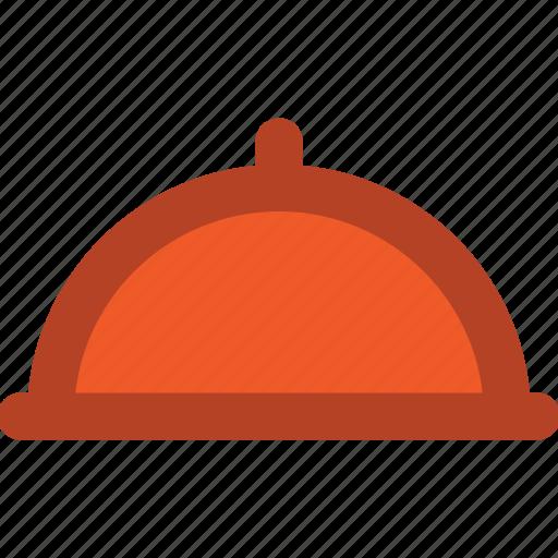chef platter, food platter, food serving, hotel service, platter, restaurant, serving platter icon