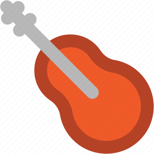cello, fiddle, frets, guitar, lute, mandolin, ukulele icon
