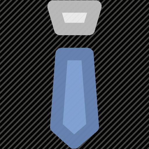 businessman, formal tie, necktie, tie, uniform tie icon