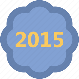 2015, 2015 banner, 2015 label, 2015 sticker, label, new year, tag icon