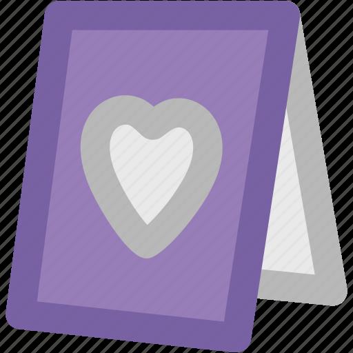 Celebration, greeting card, love message, postcard, romantic, valentine card, valentine's day icon - Download on Iconfinder