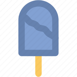 cup cone, ice cream, ice lolly, ice pop, popsicle icon