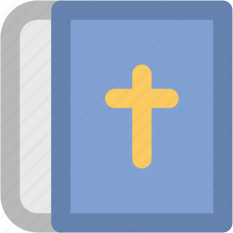 bible, christian religious book, christianity, holy book, religious book icon