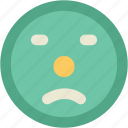 face, jester, jester face, joker avatar, joker face, sad face icon