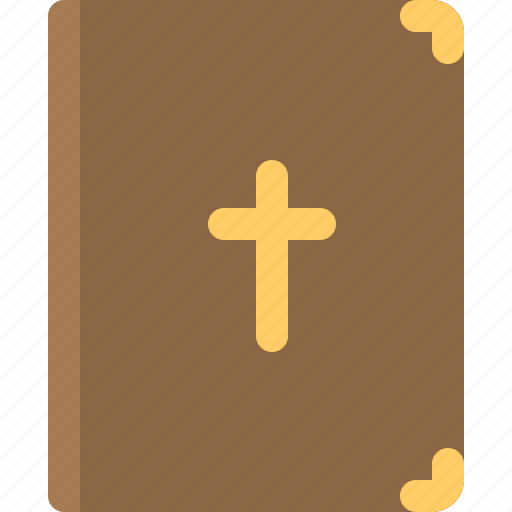 Bible, book, christian, church, holy, prayer, religion icon - Download on Iconfinder