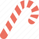 candy, candycane, christmas, dessert, sweet, xmas icon