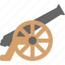 cannon, army, bomb, military, pirate, war, weapon