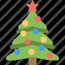 christmas, tree, celebration, decoration, santa, winter, xmas