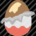 chicken, easter, easter egg, egg, food, holiday, kinder icon