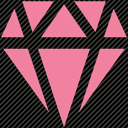 Crystal, diamond, gem, gemstone, jewelry icon - Download on Iconfinder