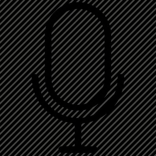 audio, microphone, music, podcast, record, sound, ui icon