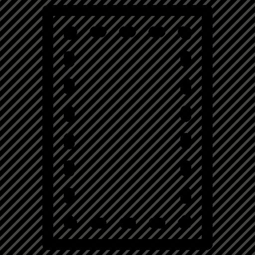 capture, mobile, rectangle, screen, ui icon