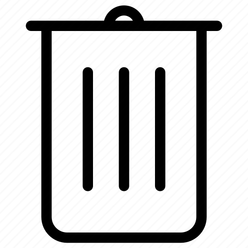 Can, delete, dump, dumpster, trash icon - Download on Iconfinder