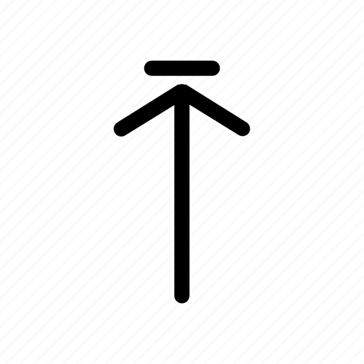 Arrow, data, ui, up, upload icon - Download on Iconfinder