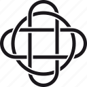 celtic, cross, endless, infinity, knot, religion, spirituality