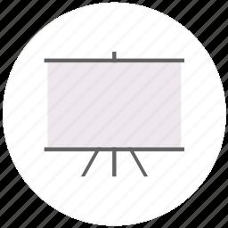 display, film, media, movie, multimedia, screen, video icon