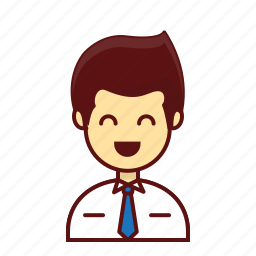 business, character, company, job, man, person, user icon