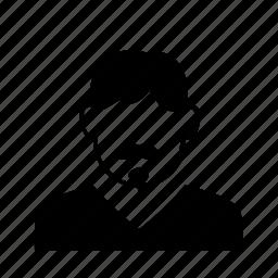 avatar, character, designer, man, person, profile, user icon