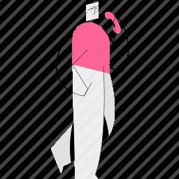 call, man, telephone, communication
