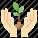 aid, awareness, care, charity, growth, humanitarian, social icon