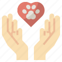 and, healthcare, insurance, medical, pets, veterinarian, veterinary icon