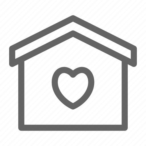 Charity, shelter, social, volunteer icon - Download on Iconfinder