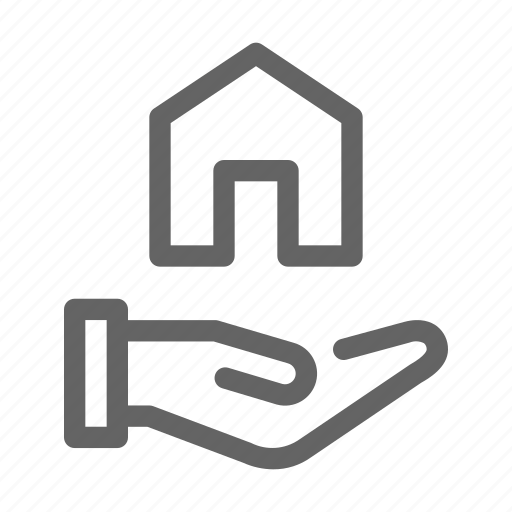 Charity, community, shelter, volunteer icon - Download on Iconfinder