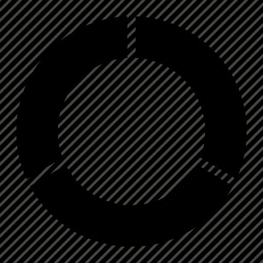 Chart, job, percentage, pie icon - Download on Iconfinder