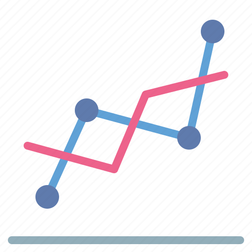 analytic, chart, compare, graph icon