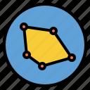 analytic, data, group, random icon