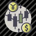 chart, graph, stock exchange, trader, business, analytics