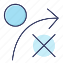 algorithm, game, plan, strategy icon