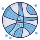 chord, diagram, graph, infographic icon