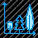 analysis, analyze, chart, diagram, infographic icon