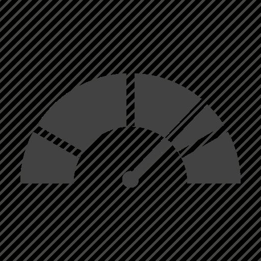 analysis, analyze, chart, diagram, gauge icon