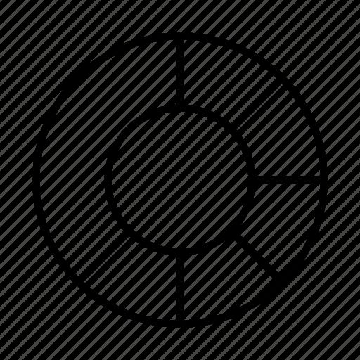 analytics, business, chart pie, graph, report, statistics icon