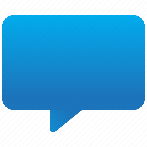 chat, message, text icon