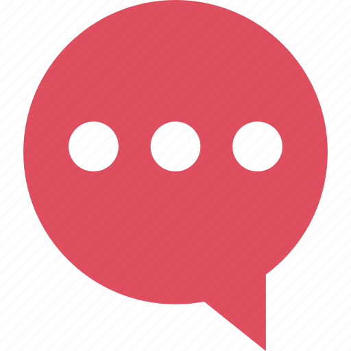 Bubble, chat, message, sms, text icon - Download on Iconfinder
