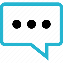 chat, popup, sms, text icon