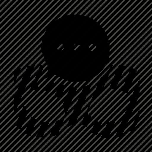 incognito, message, privacy icon