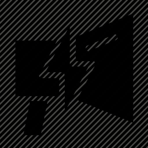 announcement, megaphone, notification icon