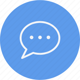 bubble, chat, comment, sign, speech, speech bubble, talk icon