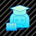 bot, chatbot, internet, robot, studies