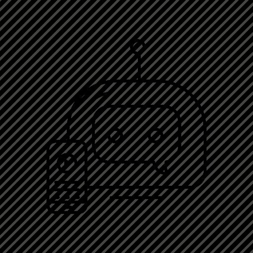 bot, chatbot, phone icon