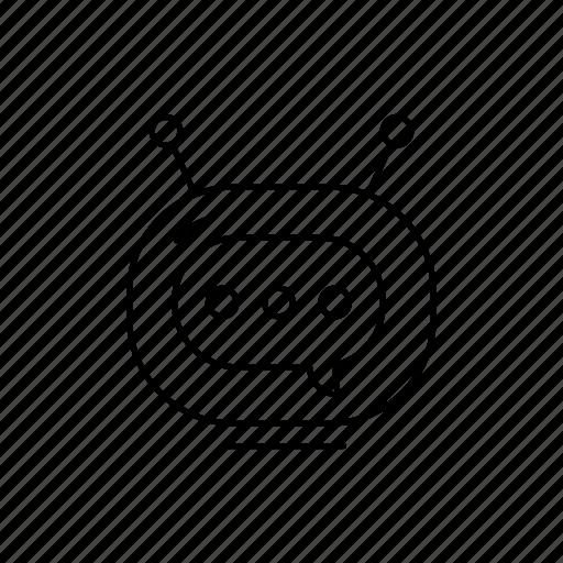 bot, chatbot icon