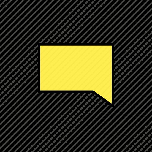 answer, chat, conversation, message, messgae, talk icon